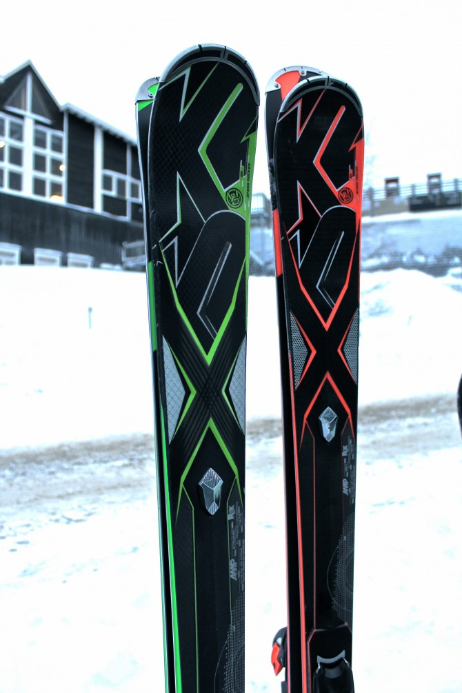 K2 Skidor