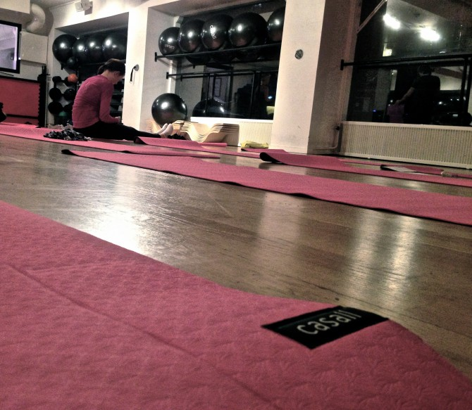 Casall yogamatta