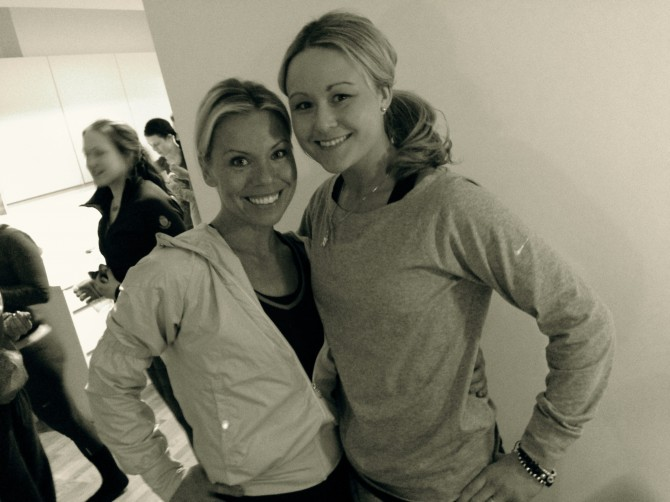 workshop & yogaklass med Casall Trainer Cecilia Duberg