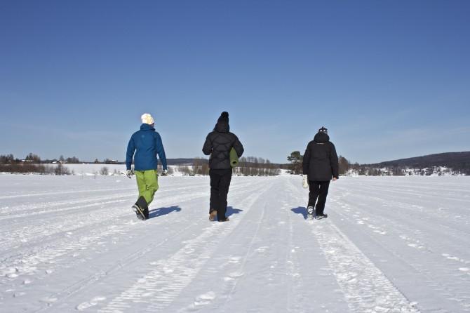 Friluftsdag i Sundsvall