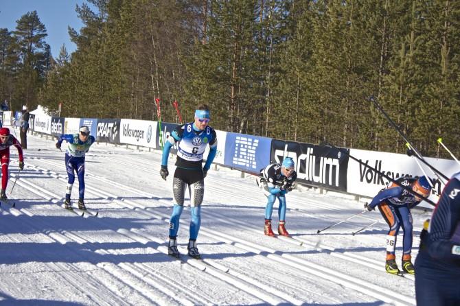 Jimmie Johnsson  Vasaloppet 2013
