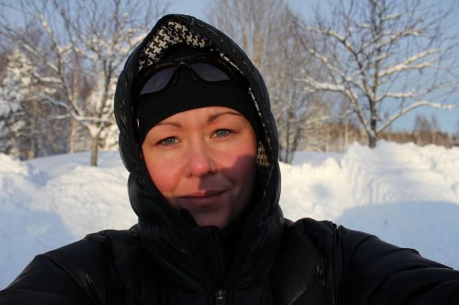 Vinter i Högbo