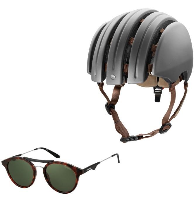 Carrera Foldable Helmet