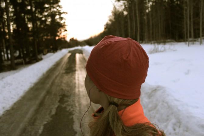Löpning på Värmdö