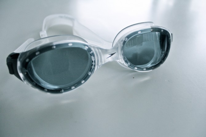 Simglasögon från Speedo