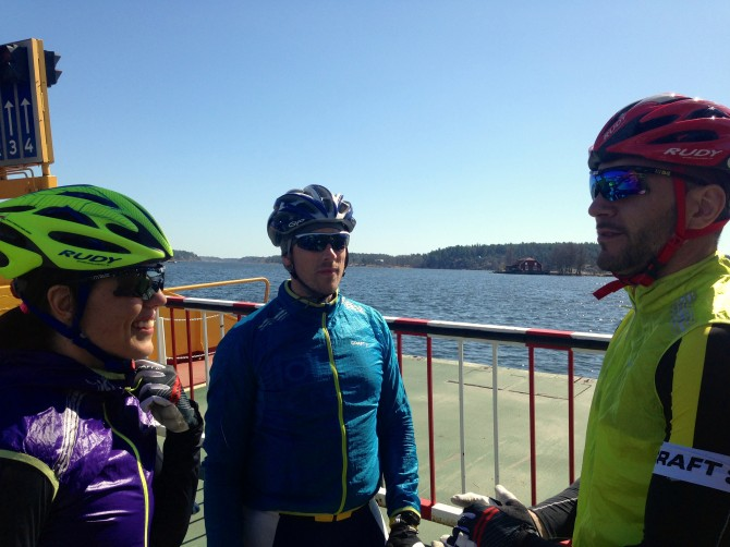 landsvägscykling Rindö
