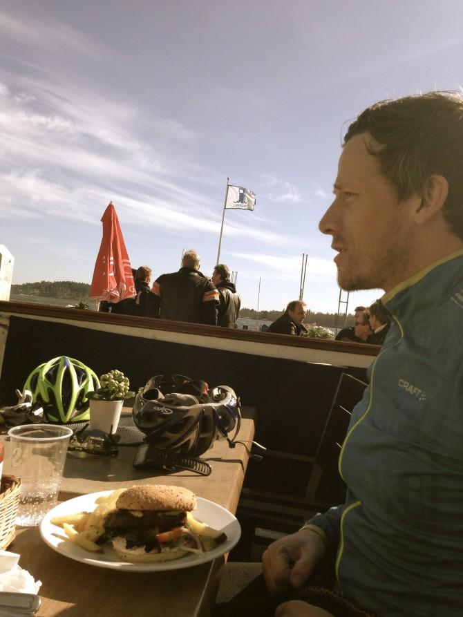 landsvägscykling Vaxholm