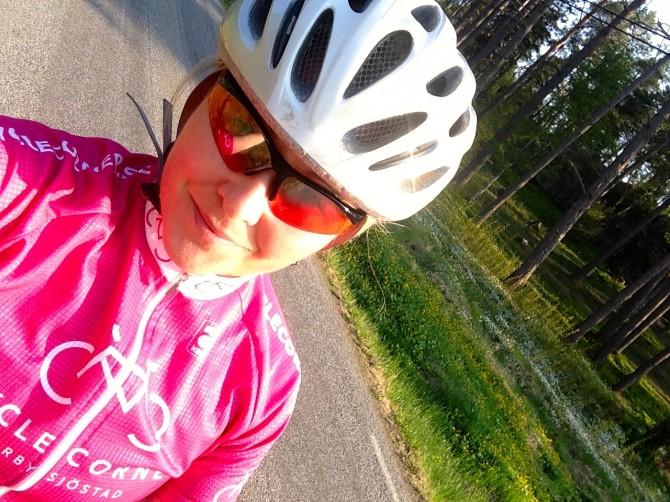 Cycle Corner på Värmdö