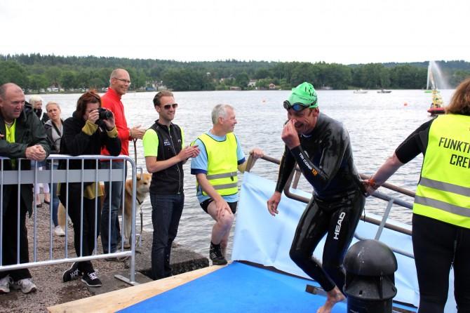 Pasi Salonen VÄTTERNTRIATHLON 2013
