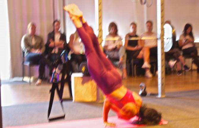 Casall yoga AW13