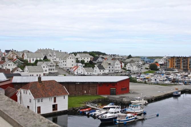 Hasseløya, Haugesund.