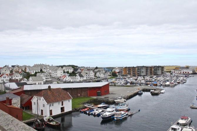 Hasseløya, Haugesund