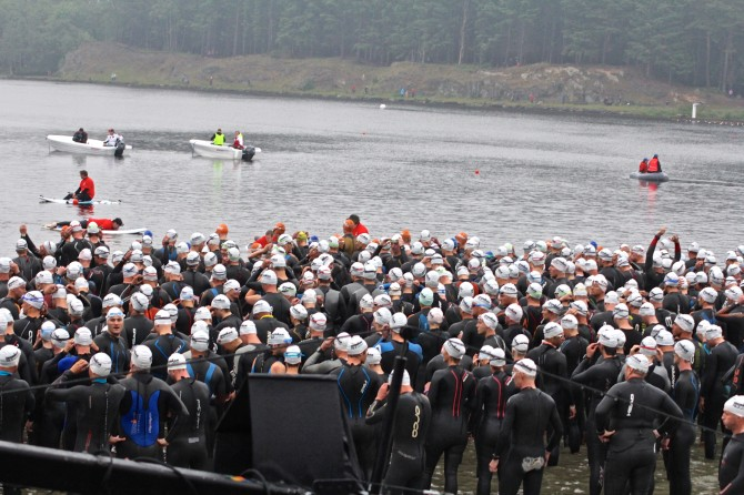 Ironman 70.3 Norway/Haugesund- Swim