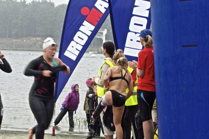 Sarah Reinertsen Ironman Norway/Haugesund