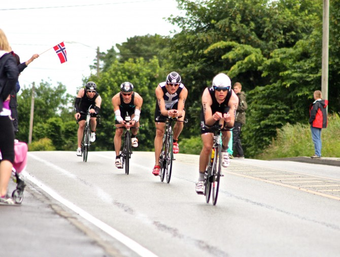 Ironman 70.3 Norway/Haugesund - Bike