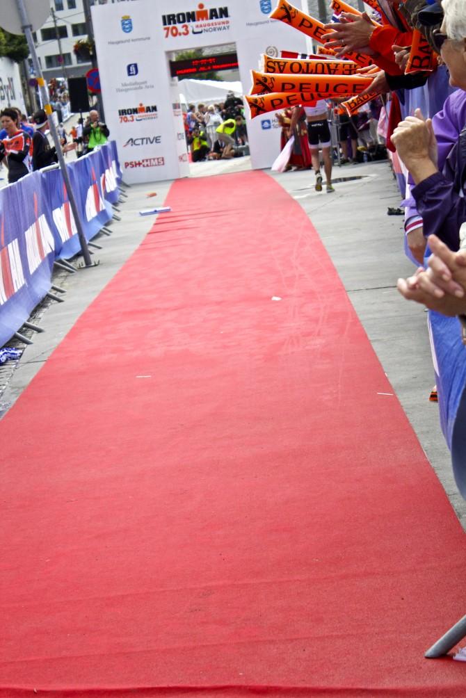 Ironman 70.3 Norway/Haugesund Filip Ospaly