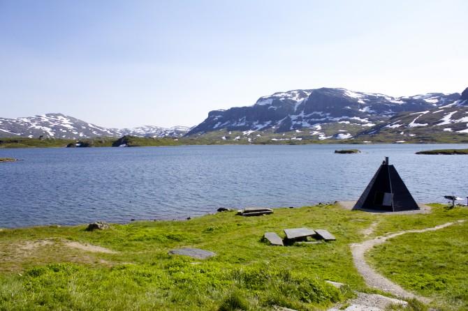 Haukelifjell norge