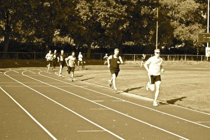 Spring på Bosön