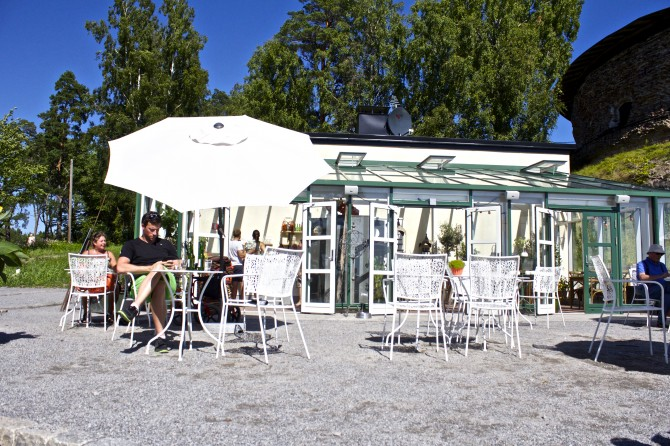 Fredriksborg Hotell & Restaurang på Värmdö