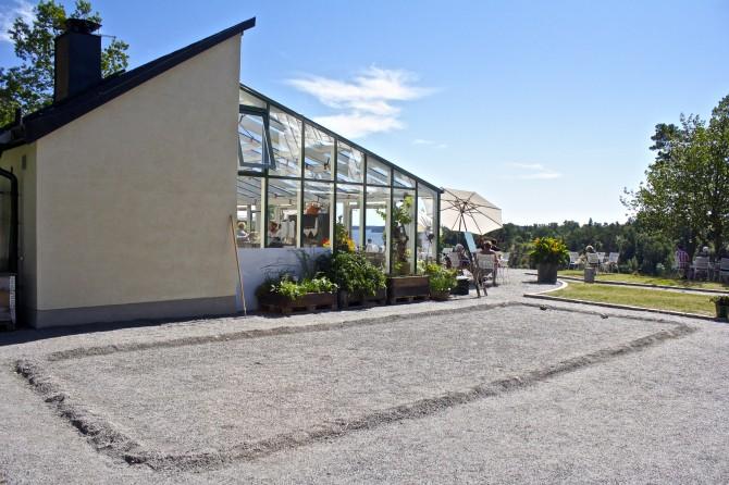 Fredriksborg orangeri Fredriksborg Hotell & Restaurang på Värmdö