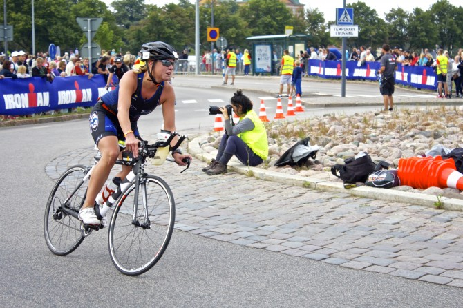 Bea Amundsson Ironman Kalmar