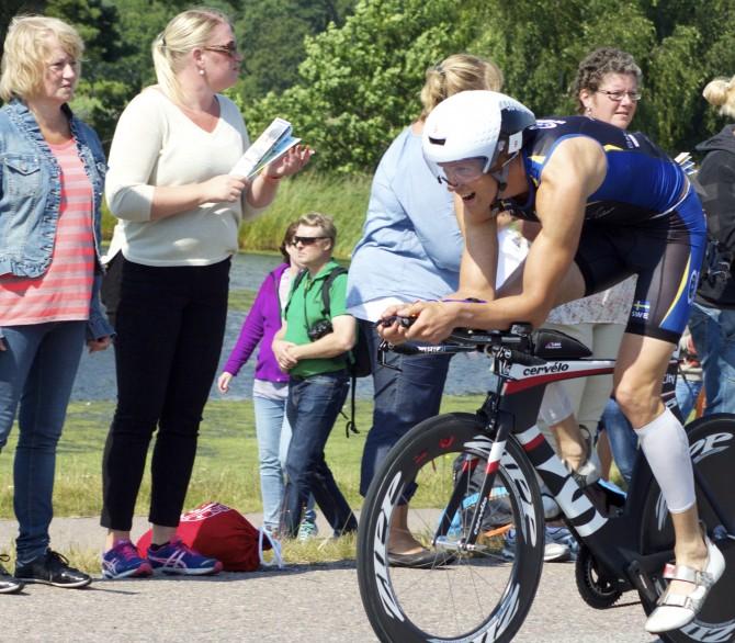 David Näsvik Ironman Kalmar