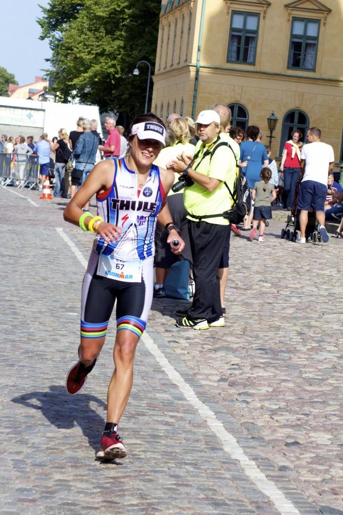 Eva Nyström Ironman Kalmar 2013