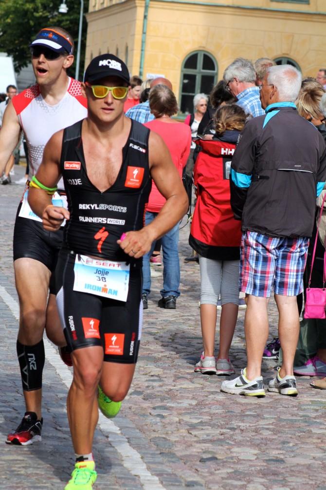 Jojje Borssén Ironman Kalmar