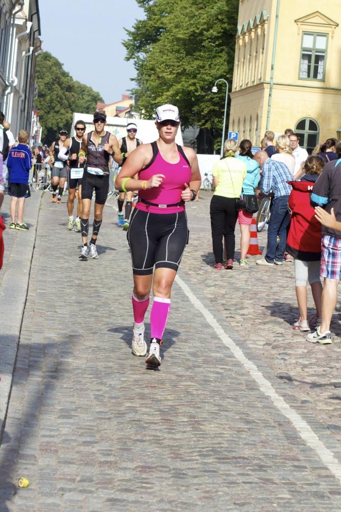 Karin Linnersund Ironman Kalmar