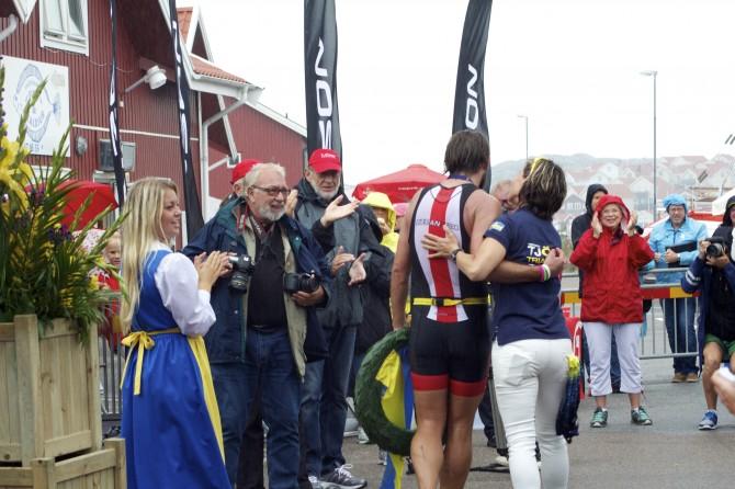Björn Andersson Tenson Tjörn Triathlon