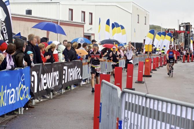 George Bjälkemo Tenson Tjön Triathlon