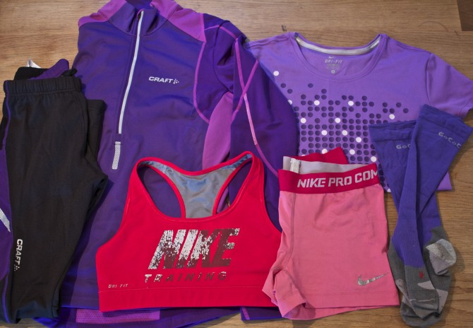 Kläder för vinterlöpning