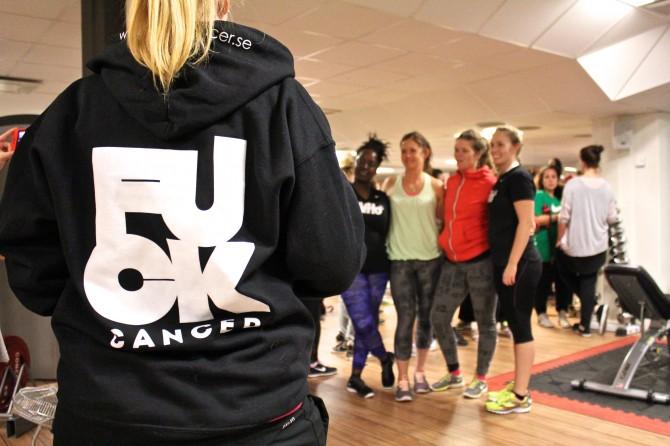 Fuck Cancer AfHo® till förmån för Ung Cancer