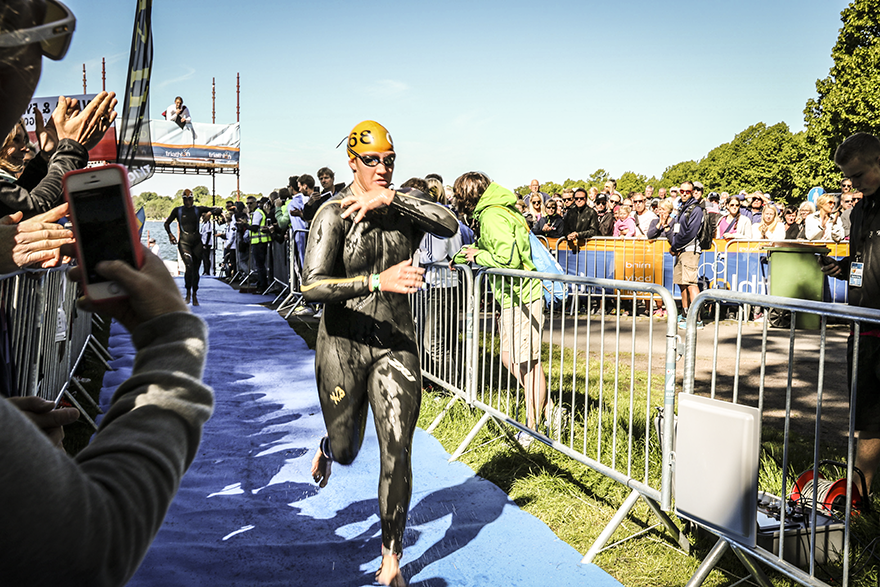 Motala ITU Long Distance Triathlon World Championships_Annie Thorén