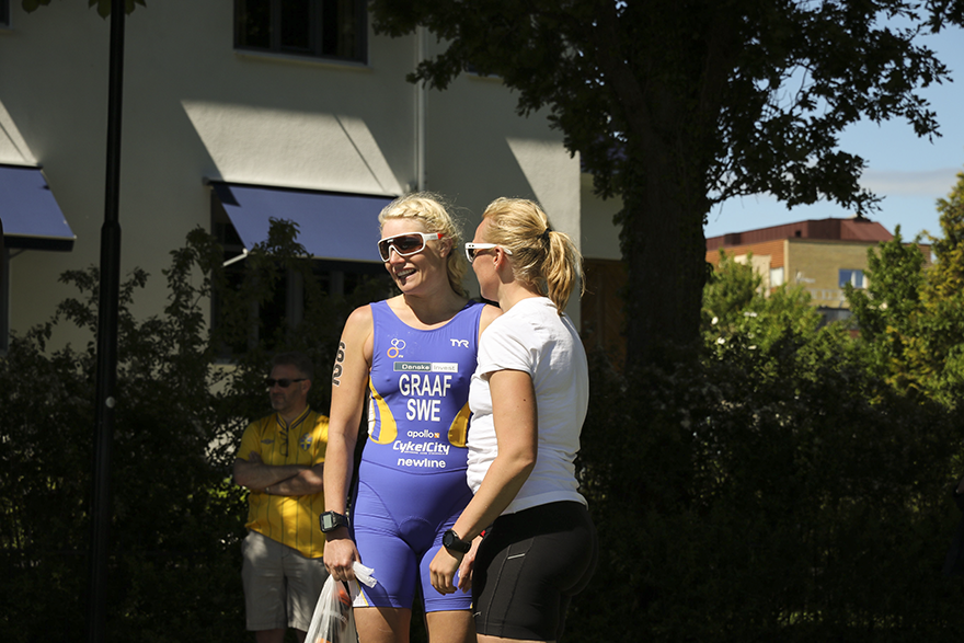 Motala ITU Long Distance Triathlon World Championships_Emma Graaf_SWE