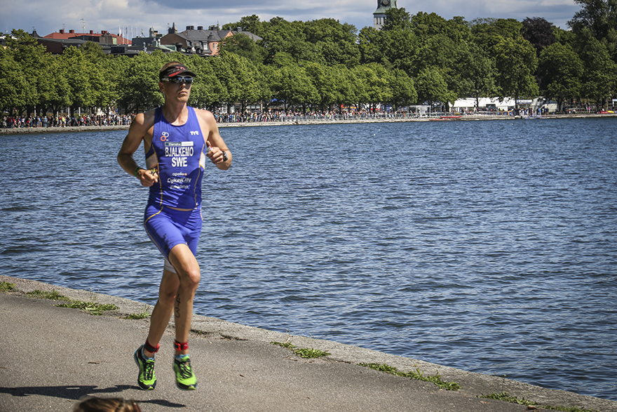Motala ITU Long Distance Triathlon World Championships_George