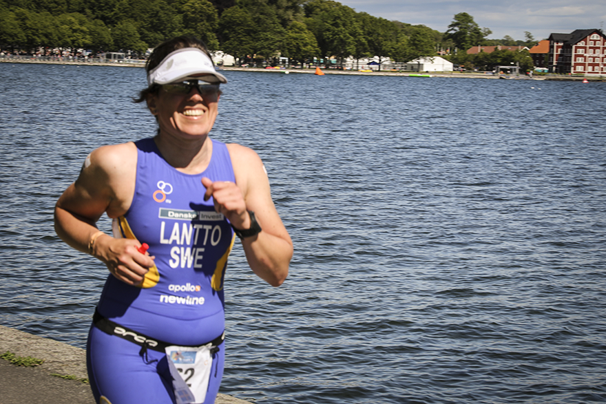 Motala ITU Long Distance Triathlon World Championships_Sofie Lantto