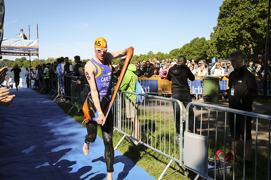 Motala ITU Long Distance Triathlon World Championships_carlén