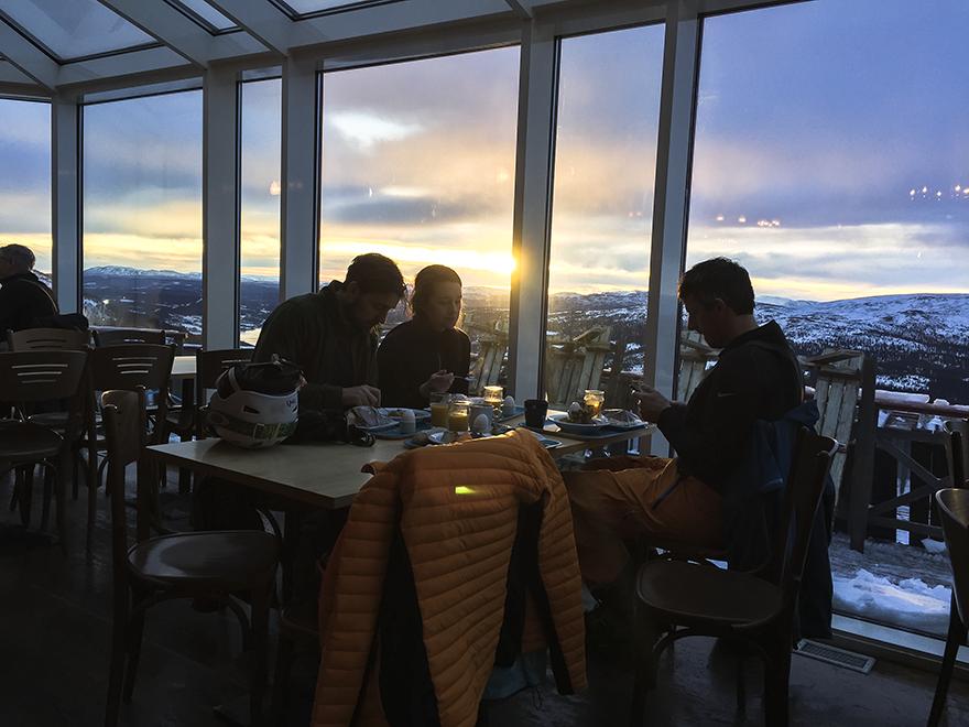 Frukost_åre ski inn