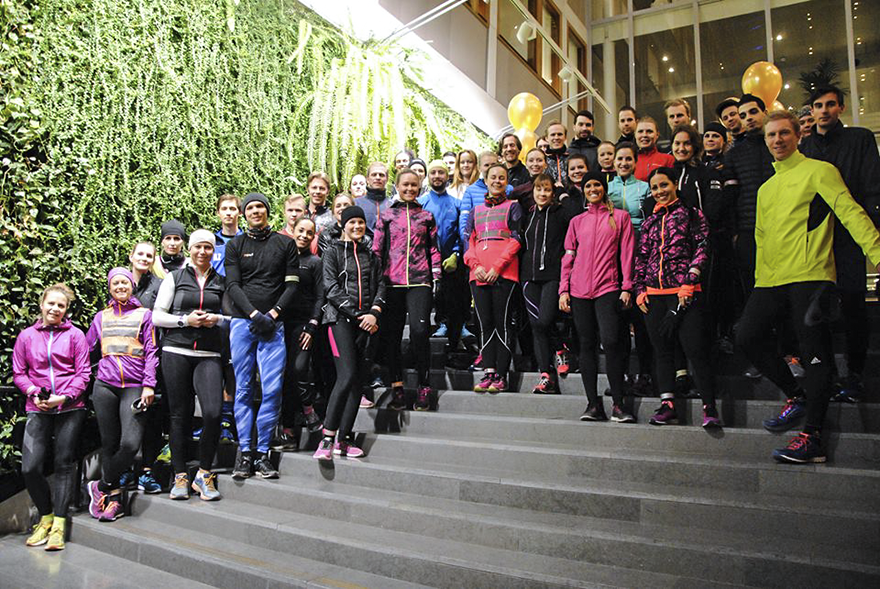 International Women´s Day Run!