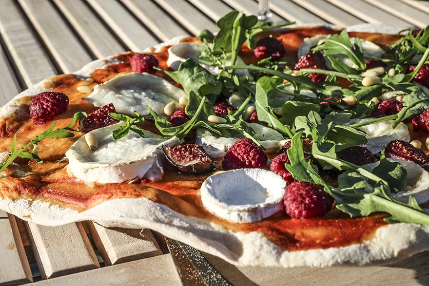 enkel pizza_på grillen